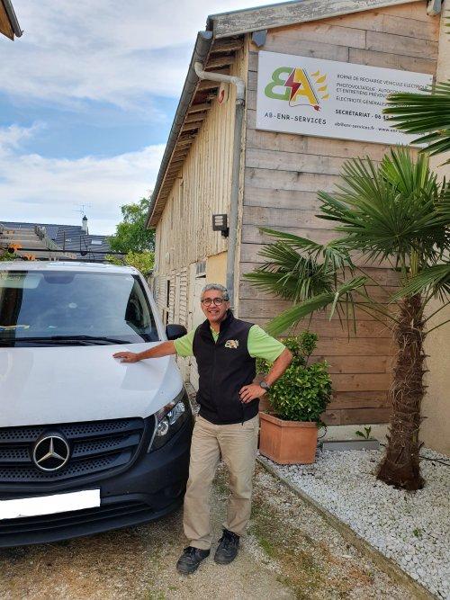 Adrian Barcaioni, expert en photovoltaïque
