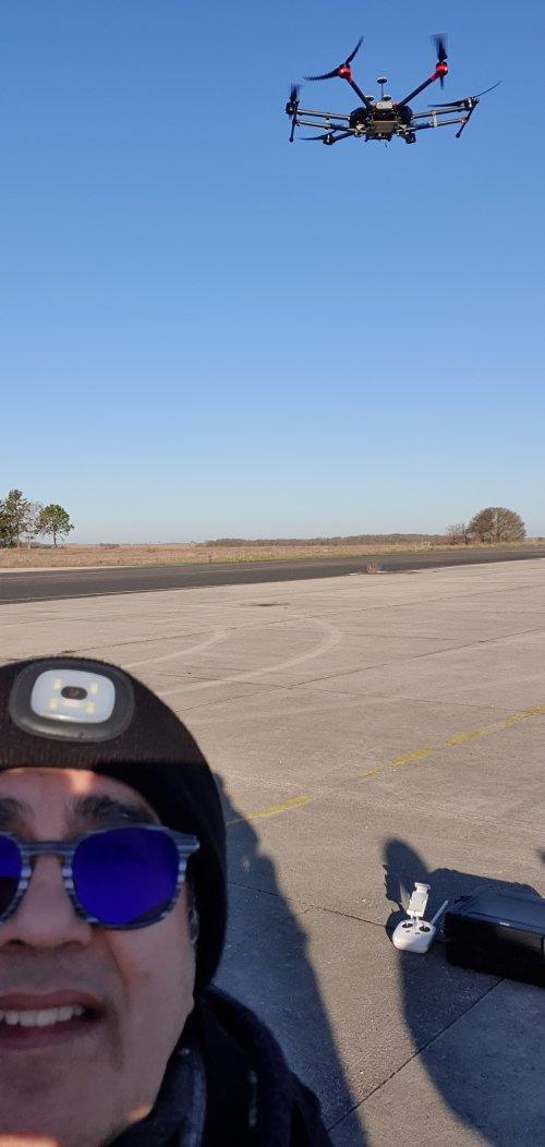 Certificat de télé-pilotage professionnel de drone